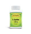 L-Lysine 1000 mg 100 Tablet by Dave Hawkins' EarthWorks