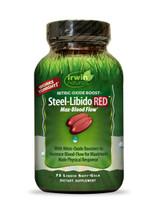 Irwin Steel Libido Red