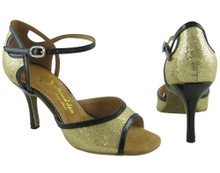 Online Wide Shoes - The Light Gold Stunner