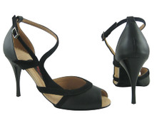 Online Wide Shoes - The Night is Young (fully leather)
