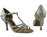 Silver Fashionista (fully leather)