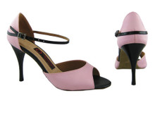 Online Wide Shoes - Femininity (satin)