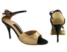 Online Wide Shoes - Magnifique Amour (satin)