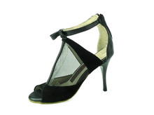 Online Wide Shoes - Hot and Chic (fully leather suede)