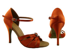 Online Wide Shoes - Mountain Ash (fully adjustable, fully satin)