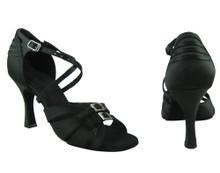 Online Wide Shoes - Medusa (fully adjustable, fully satin)