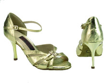 Online Wide Shoes - I Treasure You (fully adjustable, fully leather)