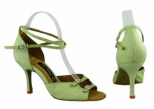 Online Wide Shoes - Cat's Eyes (fully adjustable, fully leather)