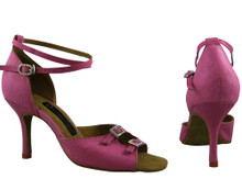 Online Wide Shoes - Petals From Heaven (fully adjustable, fully leather)