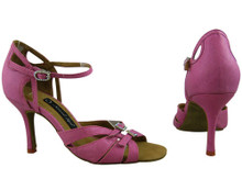 Online Wide Shoes - Roses are Sweet (fully adjustable, fully leather)