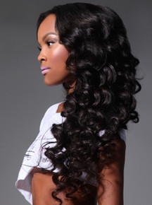 Whisper Collection 5.0 - Virgin Deep Wave - 100% Brazilian
