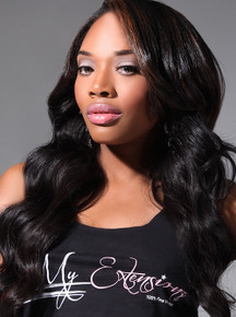 Whisper Collection 5.0 - Virgin Body Wave 100% Brazilian