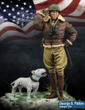 SCALE 75 SCW-006 - 75mm George S. Patton Bastogne 1945
