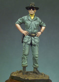 ANDREA MINIATURES SG-F92 - 1/32 U.S. Cavalry Officer 1970