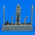 AEROBONUS 720 002 - 1/72 U.S.A.F. fighter pilot - Vietnam war 1960 - 1975