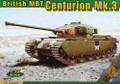 ACE 72425 - 1/72 British MBT Centurion Mk.3 Korean War