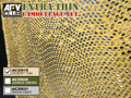 AFV CLUB AC35019 - Extra Thin Camouflage Net (Desert Tan)