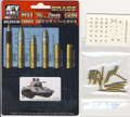 AFV CLUB AG35036 - 1/35 BRASS Ru 76.2mm Gun Ammo Set