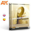AK INTERACTIVE AK 244 - AK Learning Series 07 - Photoetched Parts - ENGLISH