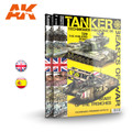 AK INTERACTIVE AK 4832 - Tanker 08 Beasts of War - ENGLISH