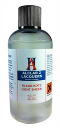 ALCLAD II ALC-311 - Klear Kote Light Sheen (120ml)