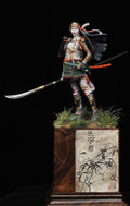 ALEXANDROS MODELS O/52 - 90mm Tomoe Gozen, Battle of Azawu, 1184