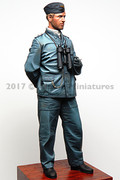 ALPINE MINIATURES 16036 - 1/16 German U-Boat Watch Officer