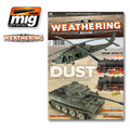 AMMO OF MIG JIMENEZ A.MIG-4501 - The Weathering Magazine 02 Dust, Sand, Earth and Dirt Effects - ENGLISH