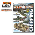 AMMO OF MIG JIMENEZ A.MIG-4502 - The Weathering Magazine 03 Chipping - ENGLISH