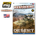 AMMO OF MIG JIMENEZ A.MIG-4512 - The Weathering Magazine 13 Desert - ENGLISH