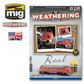 AMMO OF MIG JIMENEZ A.MIG-4517 - The Weathering Magazine 18 Real - ENGLISH