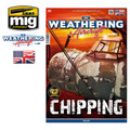 AMMO OF MIG JIMENEZ A.MIG-5202 - The Weathering Aircraft 02 Chipping - ENGLISH