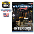 AMMO OF MIG JIMENEZ A.MIG-5207 - The Weathering Aircraft 07 Interiors - ENGLISH