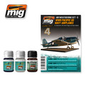 AMMO OF MIG JIMENEZ A.MIG-7417 - WWII Pacific US Navy Airplanes Set