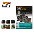 AMMO OF MIG JIMENEZ A.MIG-7421 - Airplanes Dust Effects Set