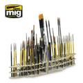 AMMO OF MIG JIMENEZ A.MIG-8022 - Brush Organizer
