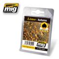AMMO OF MIG JIMENEZ A.MIG-8404 - Lime - Autumn - Leaves