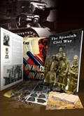 ANDREA MINIATURES AP-035I - The Spanish Civil War, 1936-1939 - ENGLISH