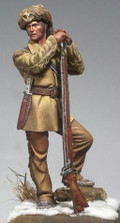 ANDREA MINIATURES FIMFIG-10 - 54mm David Crocket