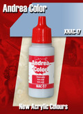 ANDREA MINIATURES NAC-17 - Azure Grey (17ml)