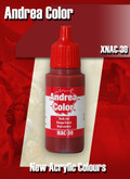 ANDREA MINIATURES NAC-30 - Dark Red (17ml)