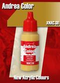 ANDREA MINIATURES NAC-38 - Ocher Yellow (17ml)
