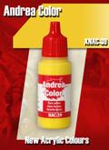 ANDREA MINIATURES NAC-39 - Basic Yellow (17ml)