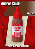 ANDREA MINIATURES NAC-46 - Medium Brown (17ml)