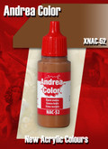 ANDREA MINIATURES NAC-52 - Burnt Sienna (17ml)