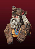 ANDREA MINIATURES S9-B30 - 1/10 Bear Man