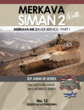 DESERT EAGLE PUBLISHING DEP 12 - No 12 Merkava Siman 2 Part 1 - ENGLISH
