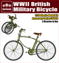 DIOPARK DP35010 - 1/35 WWII British Military Bicycle