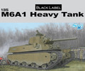 DRAGON MODELS 6789 - 1/35 M6A1 Heavy Tank