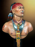 PEGASO MODELS 200-005 - 200mm Mohawk Warrior - Pawnee